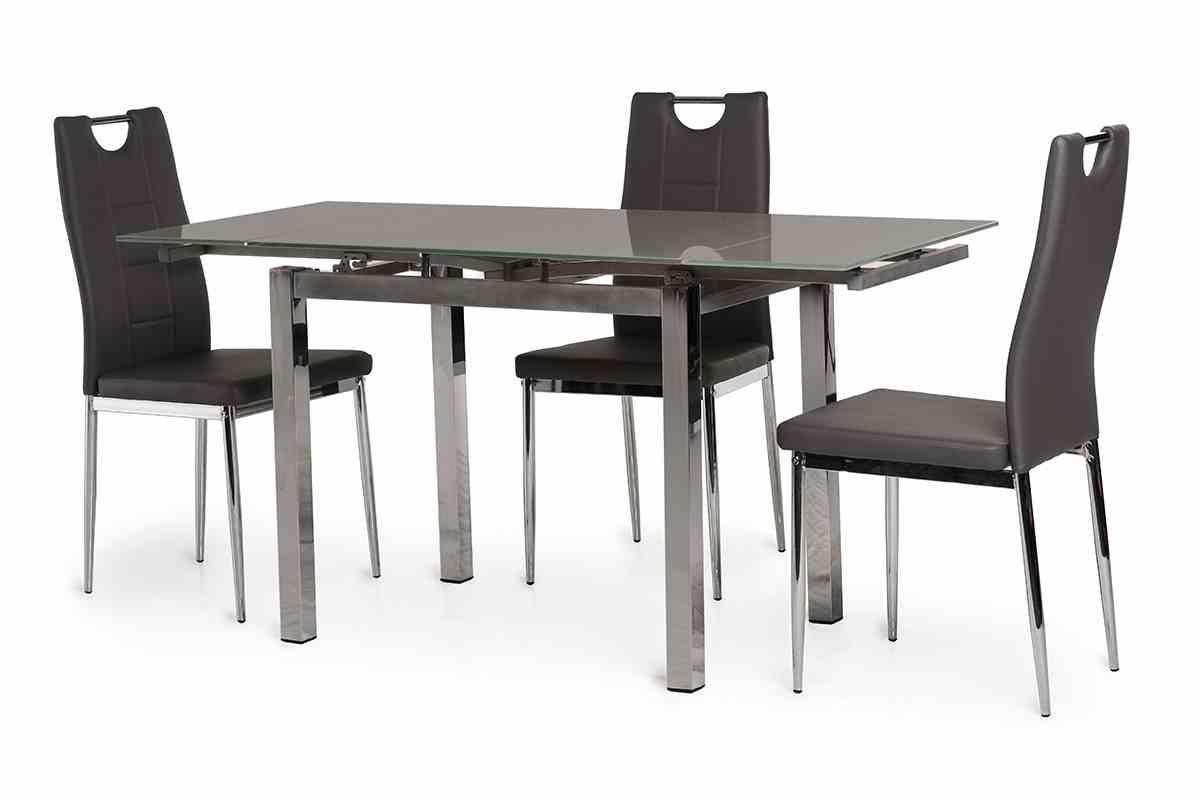 Обідній стіл T-231-8 сірий 2