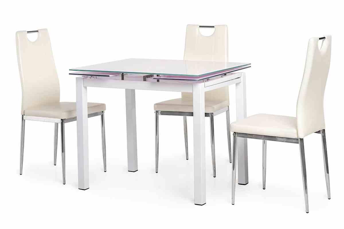 Обідній стіл T-231-8 білий 5
