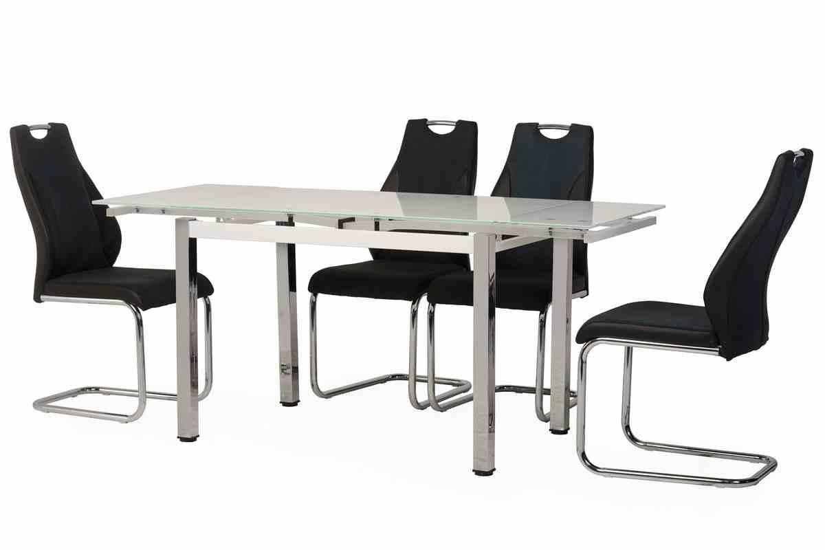 Обідній стіл T-231 білий 2