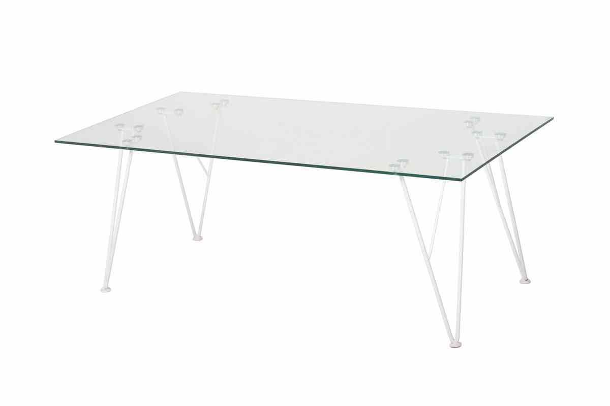 Журнальний стіл C-185 прозорий 0