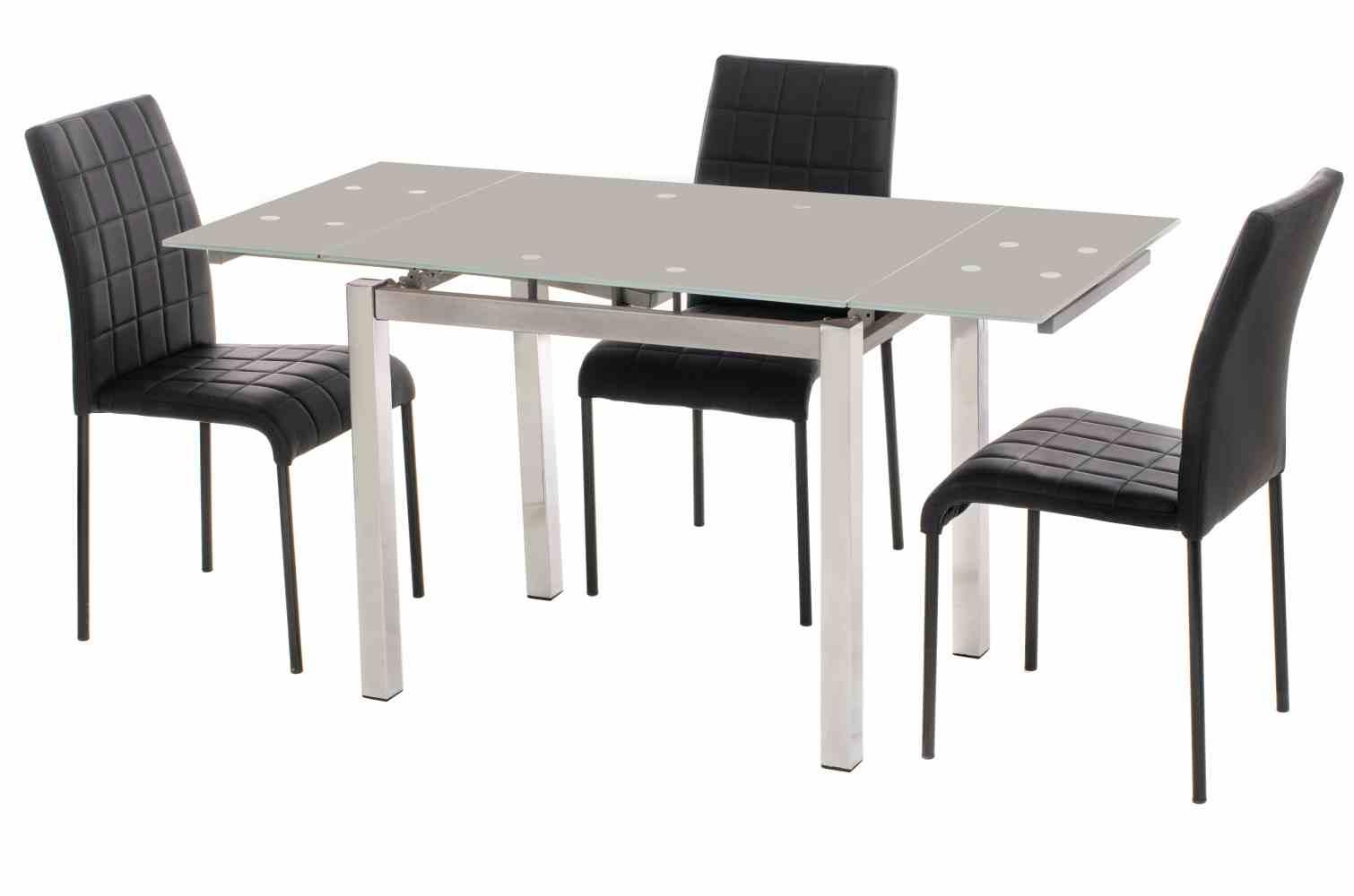 Обідній стіл T-231-8 сірий 4