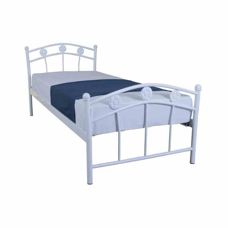 Дитяче односпальне ліжко Eagle SMART 900х2000 white 3
