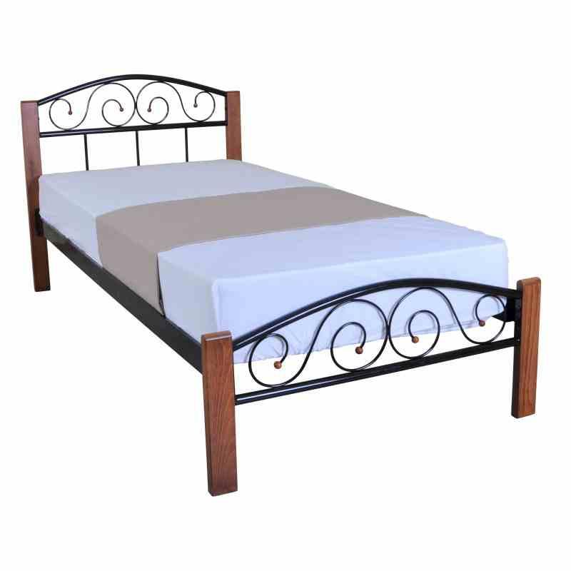 Ліжко VEDERI 900x2000 black 2