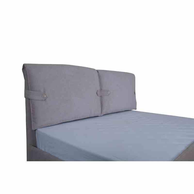 Двоспальне ліжко Eagle OSTIN 1600x2000 beige 2