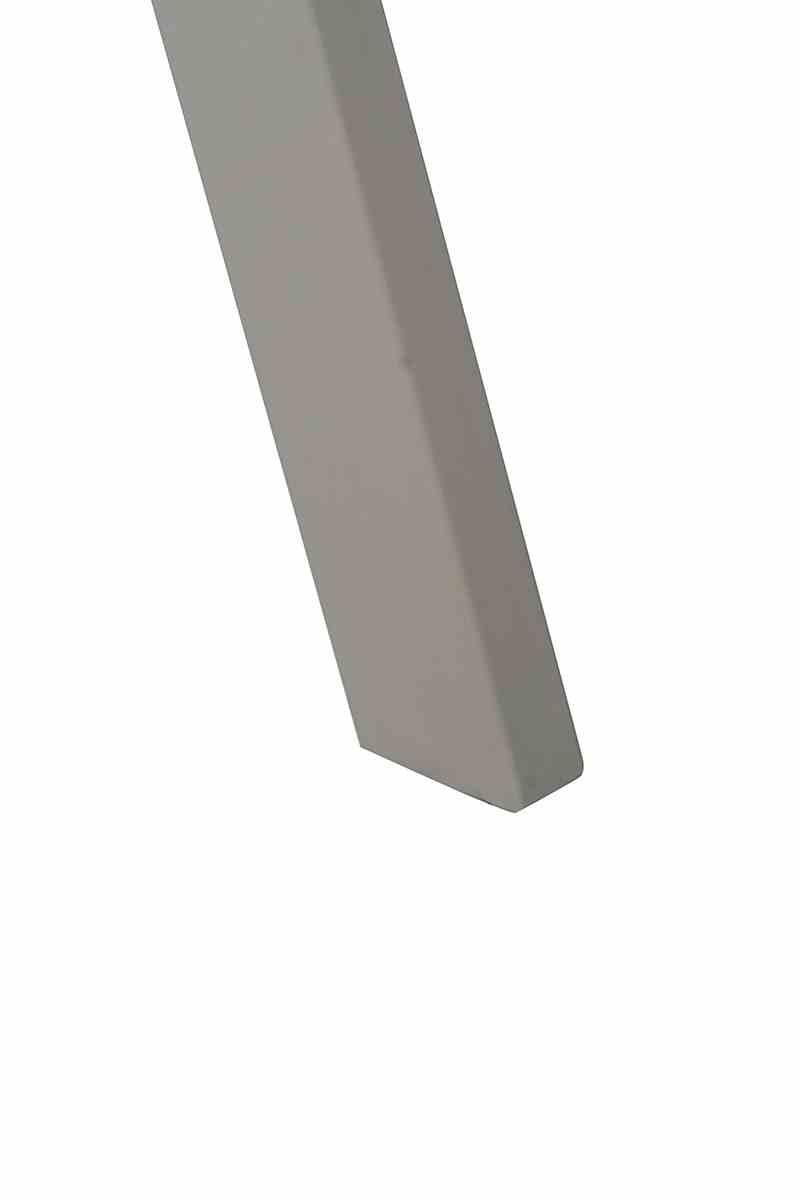 Стіл МДФ + матове скло TM-170 сірий 8