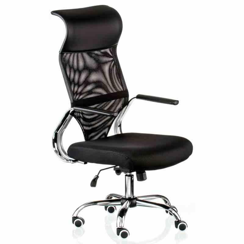 Крісло Supreme 2 black 4