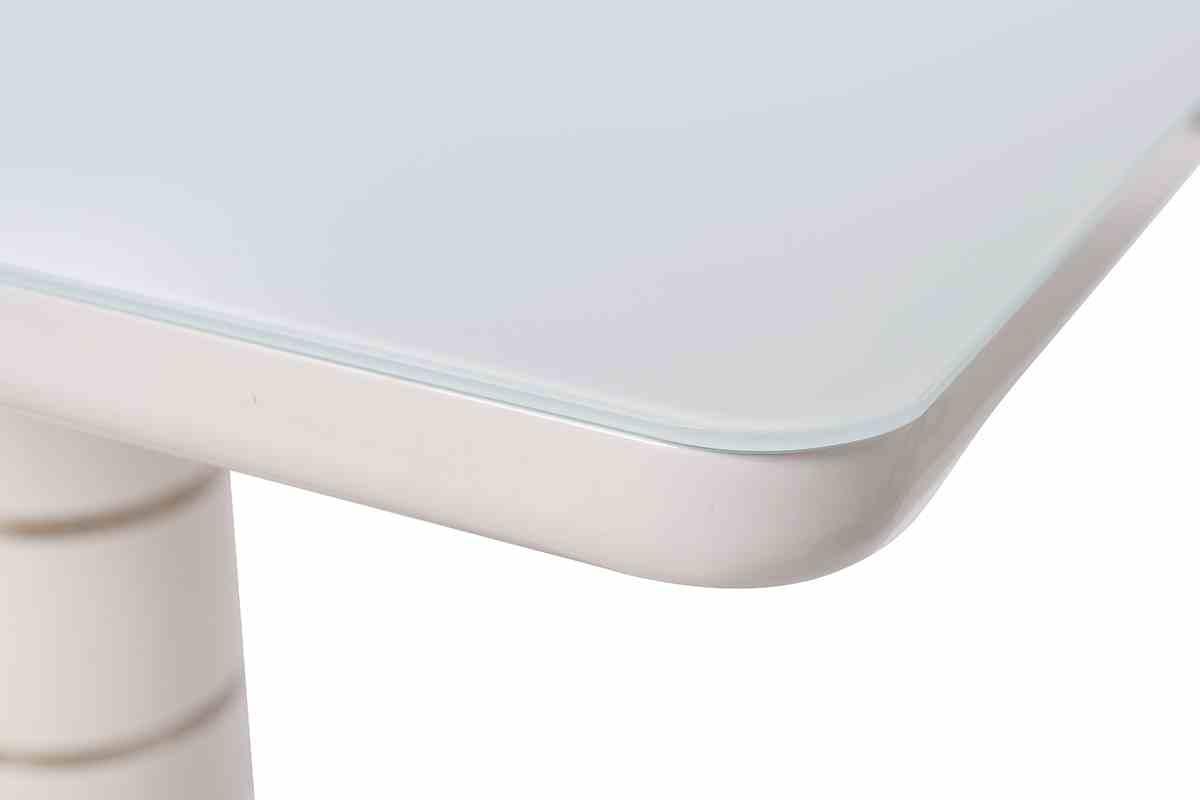 Обідній стіл TM-52-1 білий 2