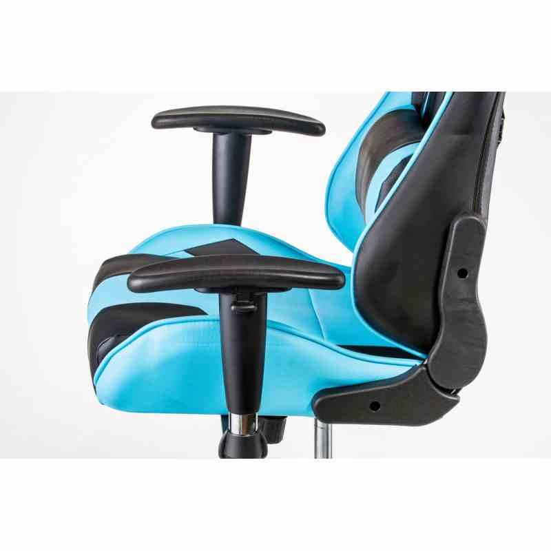 Крісло ExtremeRace black/blue 5