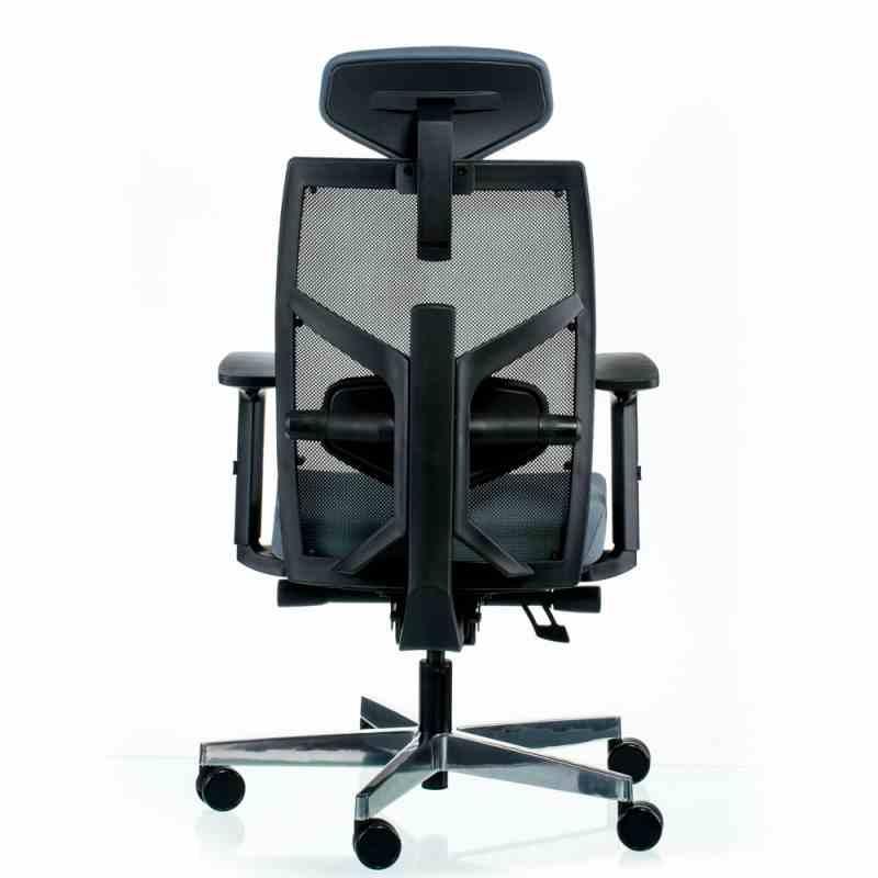 Крісло TUNE SLATEGREY/BLACK 2