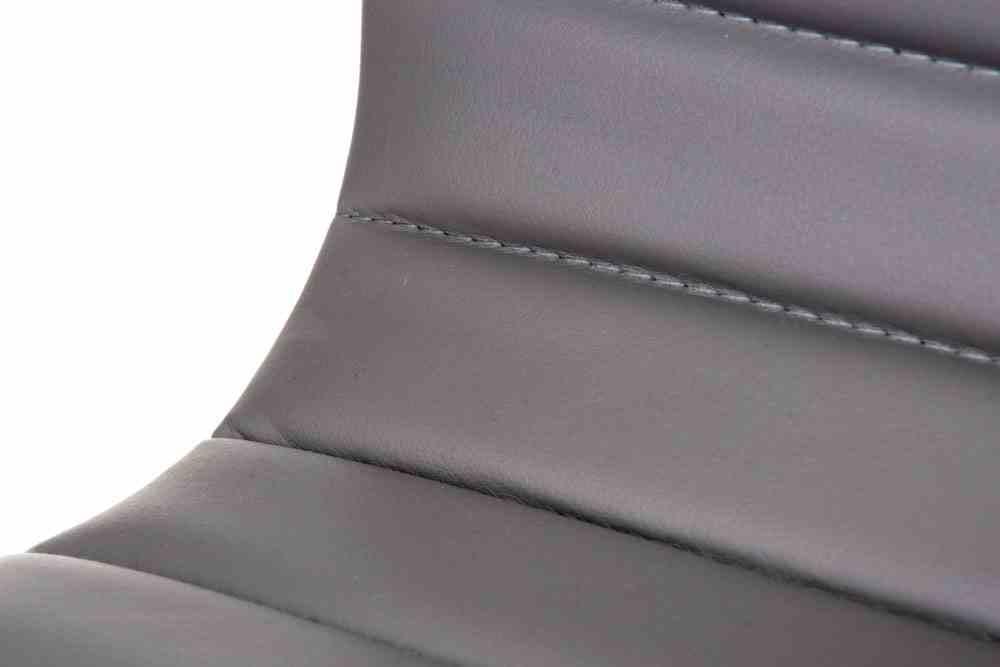 Барний стілець Bar grey plate 4