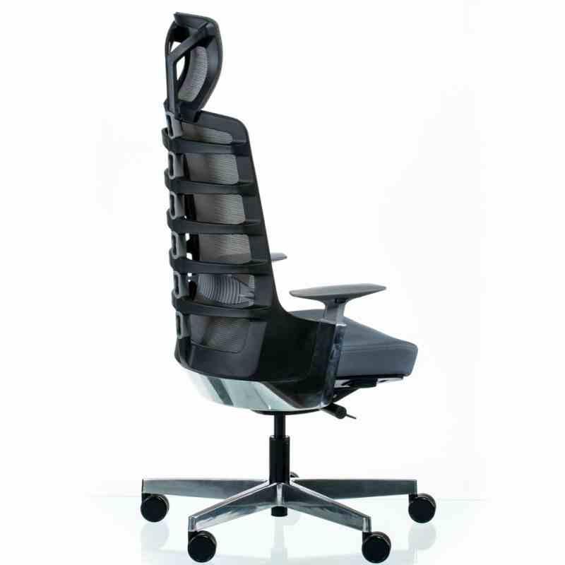 Крісло SPINELLY SLATEGREY/BLACK 3