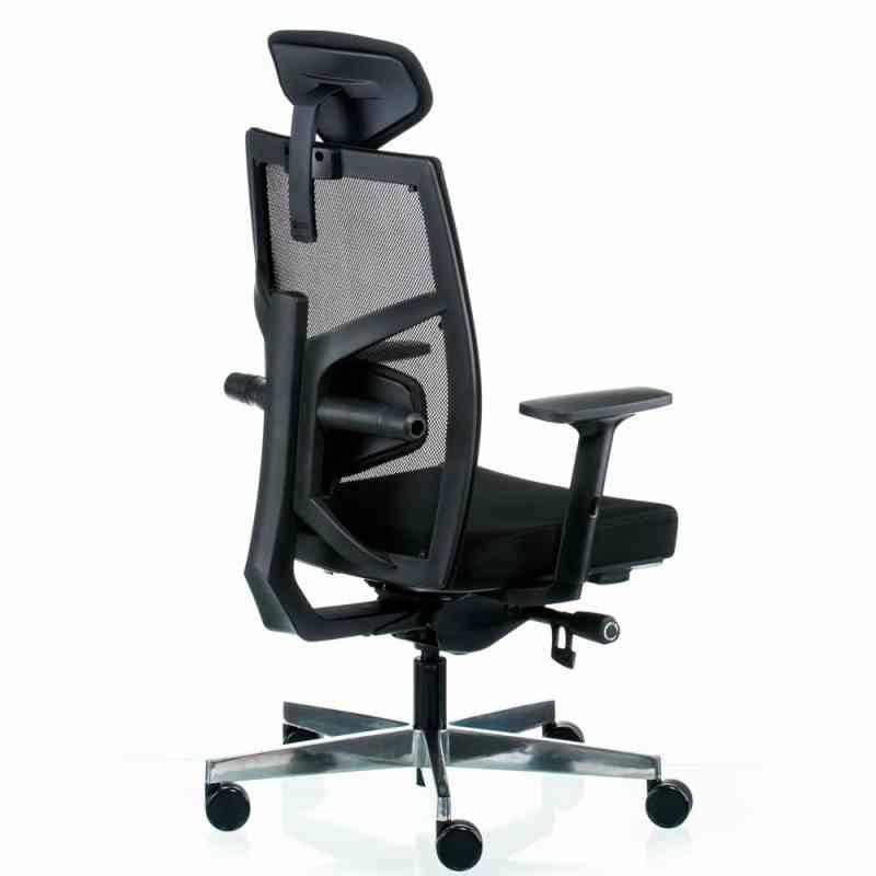 Крісло TUNE BLACK 4