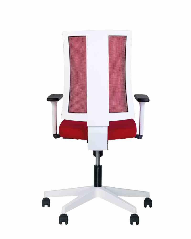 Крісло офісне NAVIGO R net white ES PL71 з «Синхромеханiзмом» 1