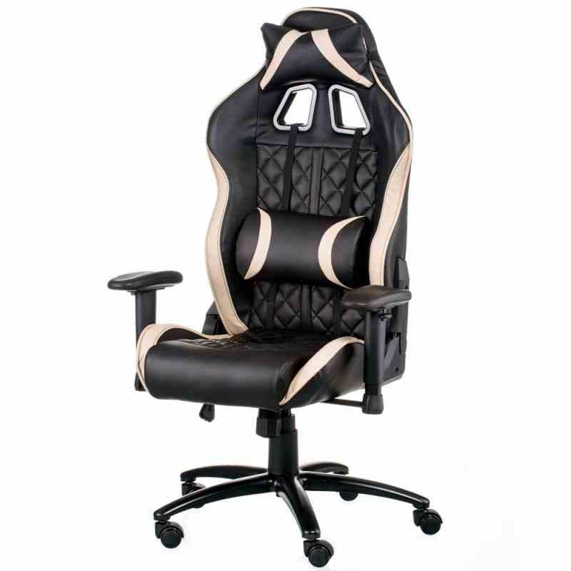 Крісло ExtremeRace Black/Cream 18