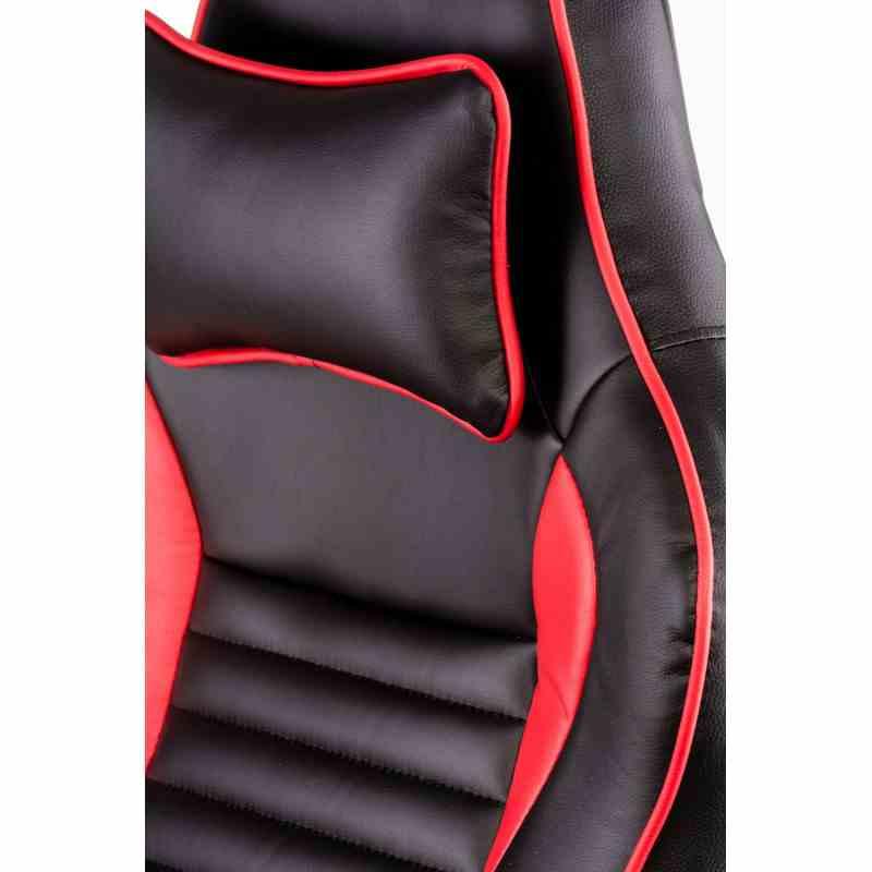 Крісло Nero Black/Red 8