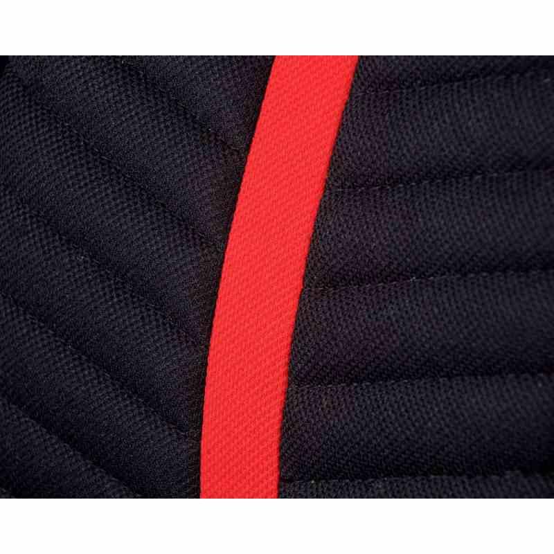 Крісло Prime Black/Red 8