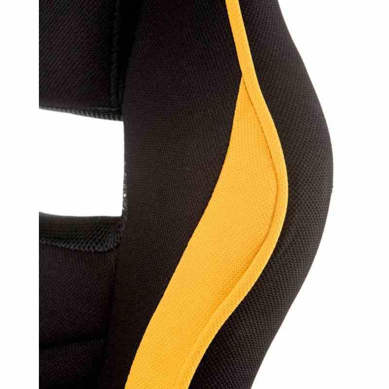 Крісло Prime black/yellow 8