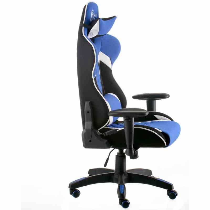 Крісло ExtremeRace 3 black/blue 8