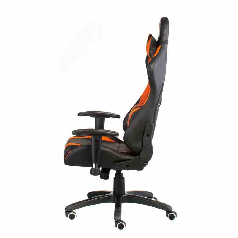 Крісло ExtremeRace black/orange 0