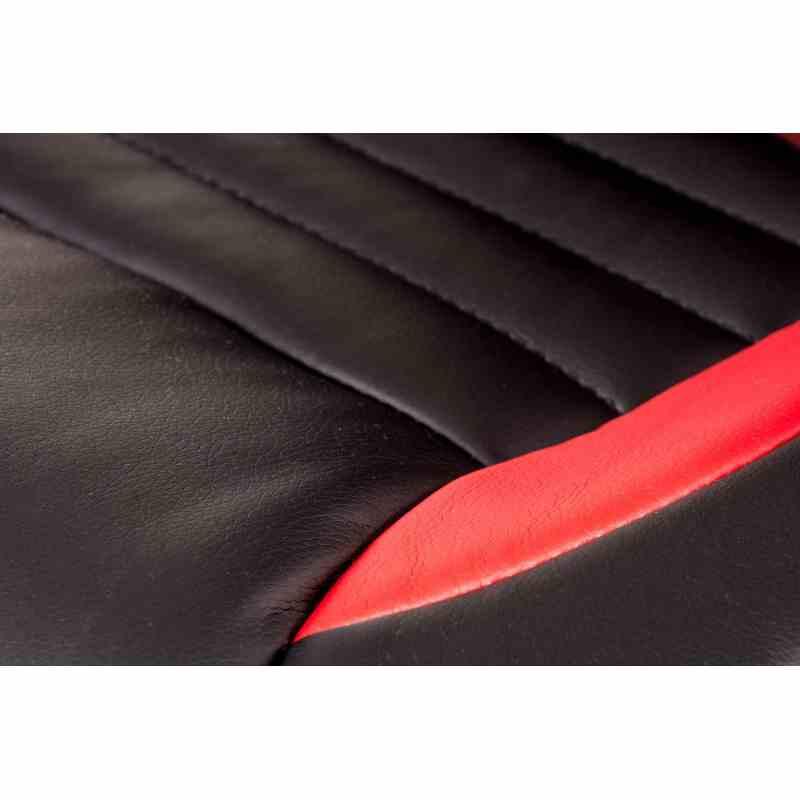 Крісло Nero Black/Red 5