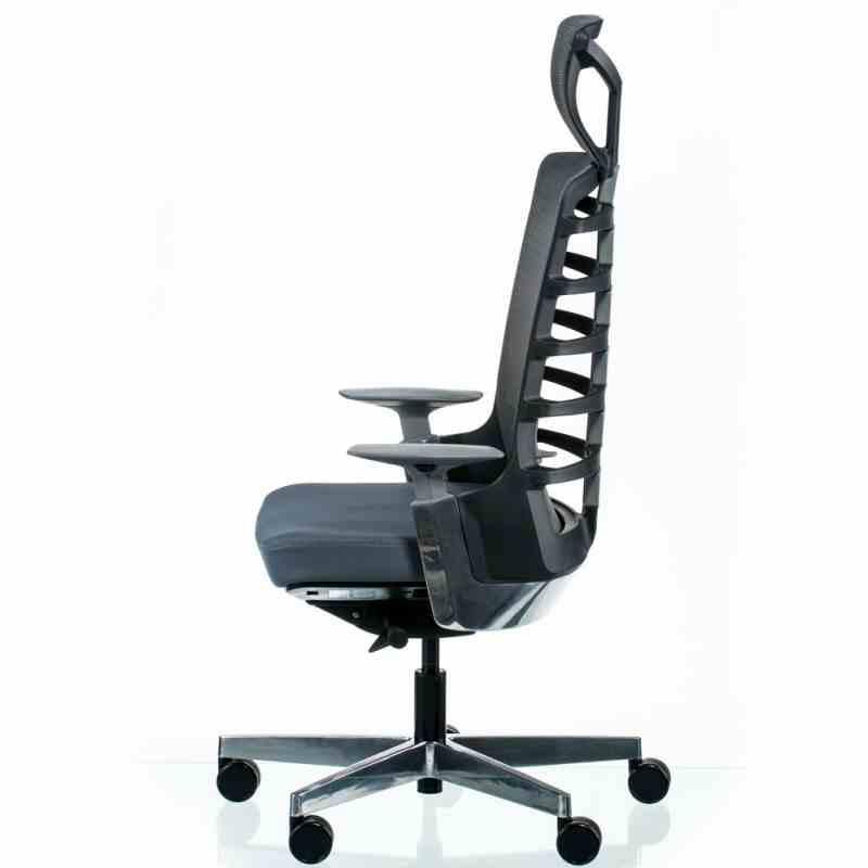 Крісло SPINELLY SLATEGREY/BLACK 0