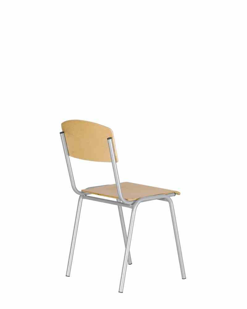 Стілець учнівський E-263 alu 0