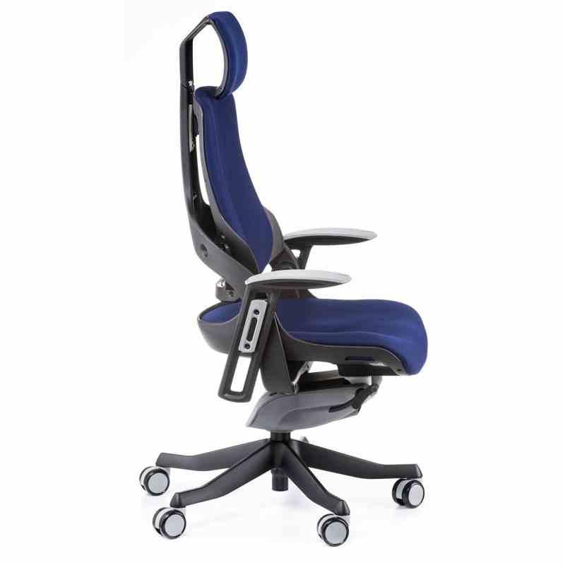 Крісло WAU NAVYBLUE FABRIC 2
