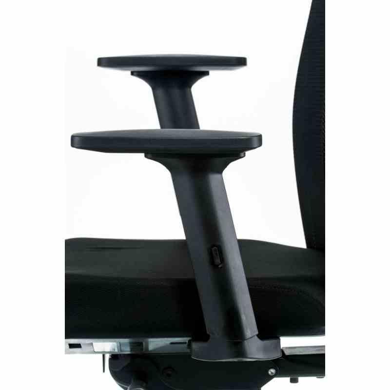 Крісло TUNE BLACK 10