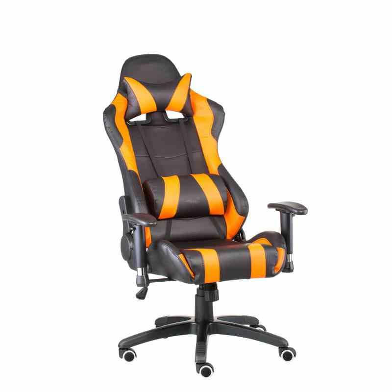 Крісло ExtremeRace black/orange 12