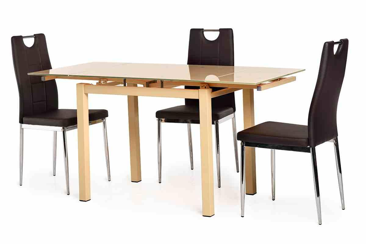 Обідній стіл T-231-8 кремовий 2