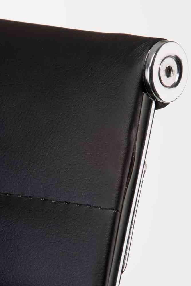 Барний стілець Bar black platе 3