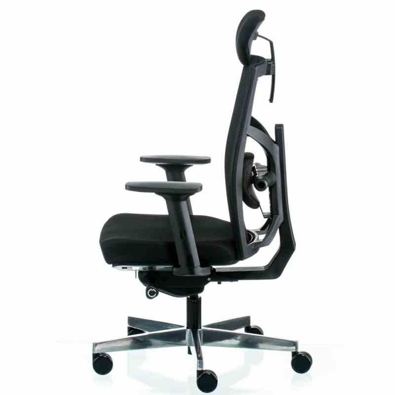 Крісло TUNE BLACK 1