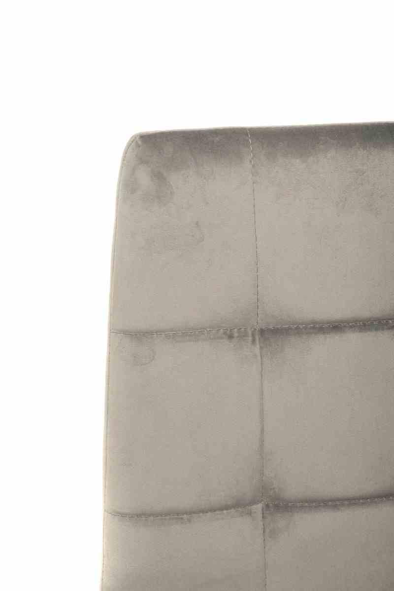 Стілець N-66-2 сірий вельвет 5