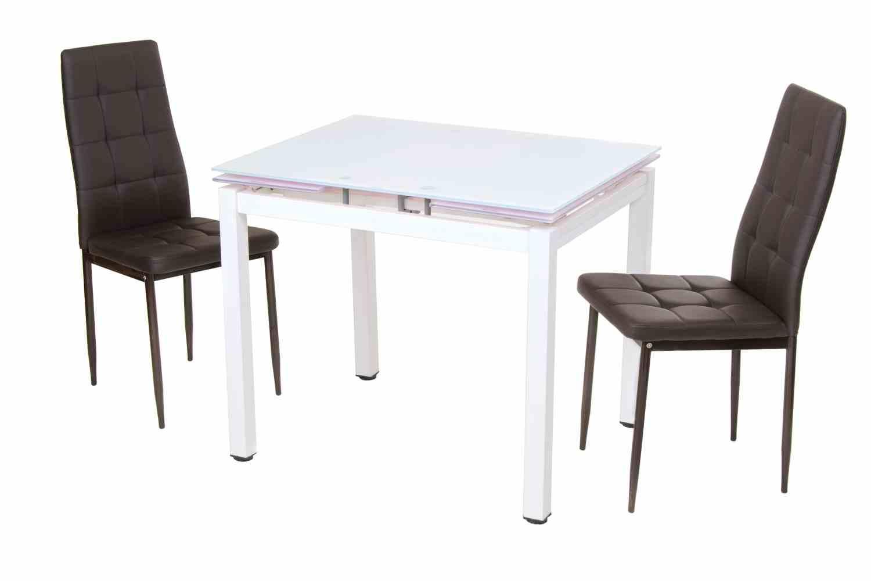 Обідній стіл T-231-8 білий 4