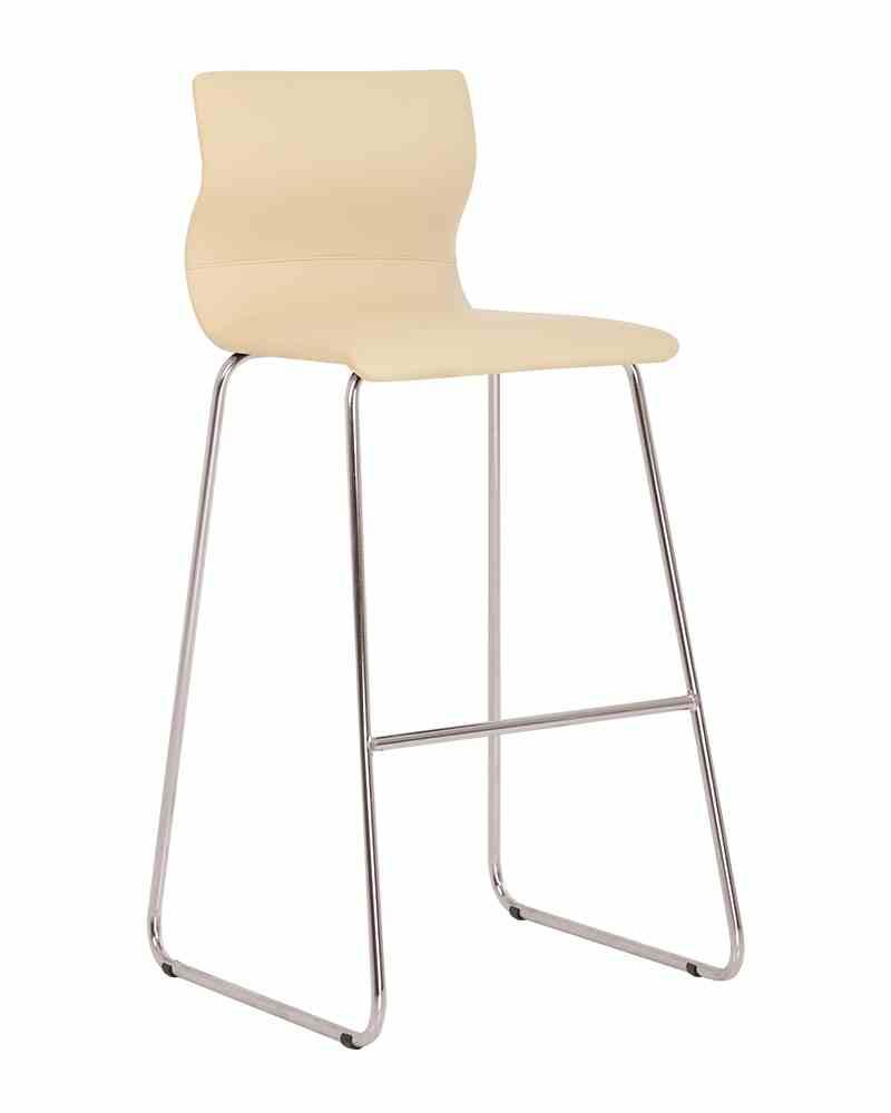 Барний стілець CLEO hoker CFS chrome (BOX-2) 0