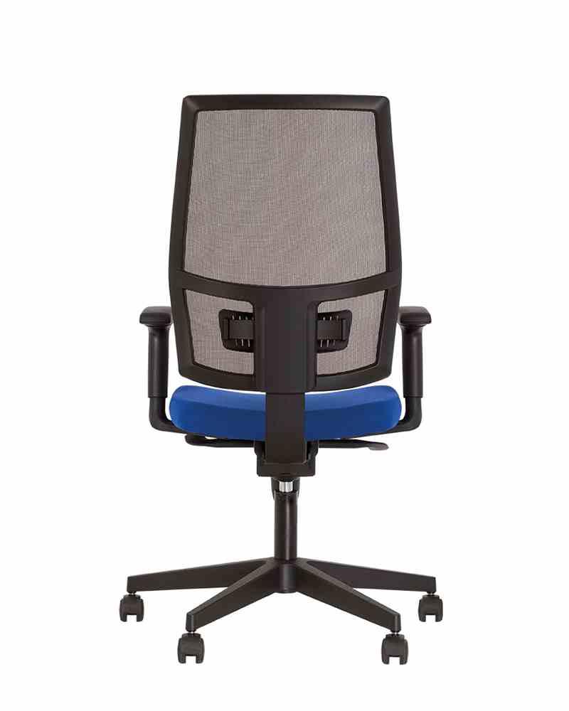 Крісло офісне MELANIA NET R black ES PL70 0