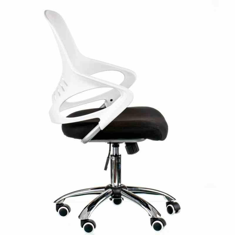 Крісло офісне Envy Black / White 1