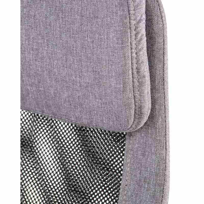 Крісло Silba grey 10