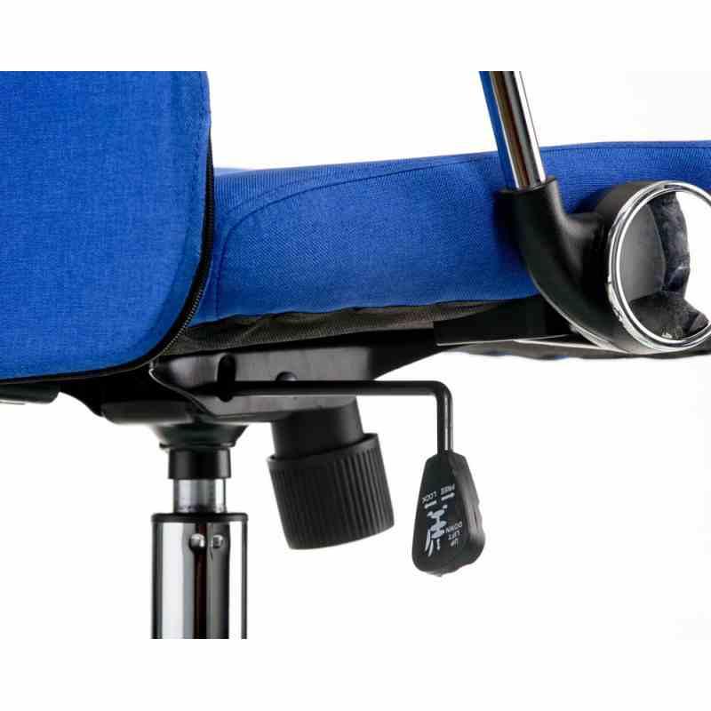 Крісло Silba blue 10
