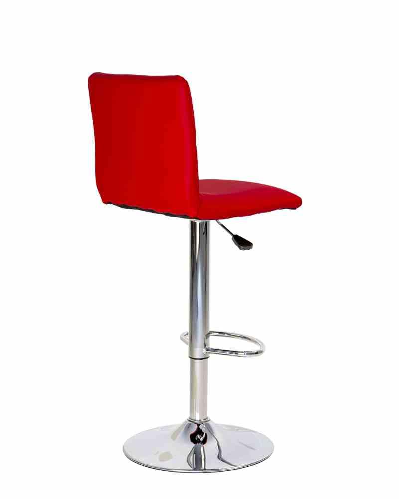 Барний стілець RUBY hoker chrome 0