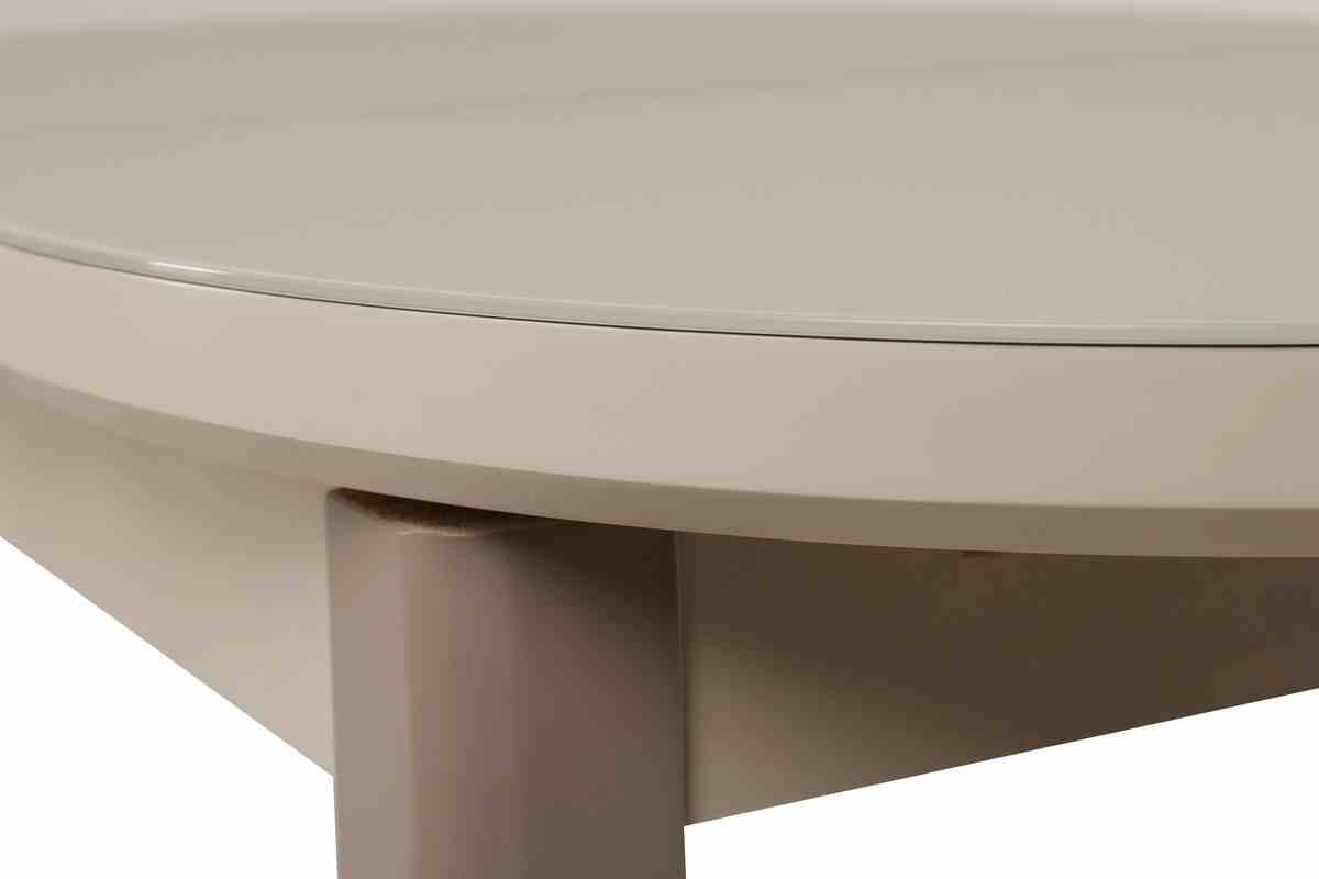 Обідній стіл TM-75 капучино-латте 14