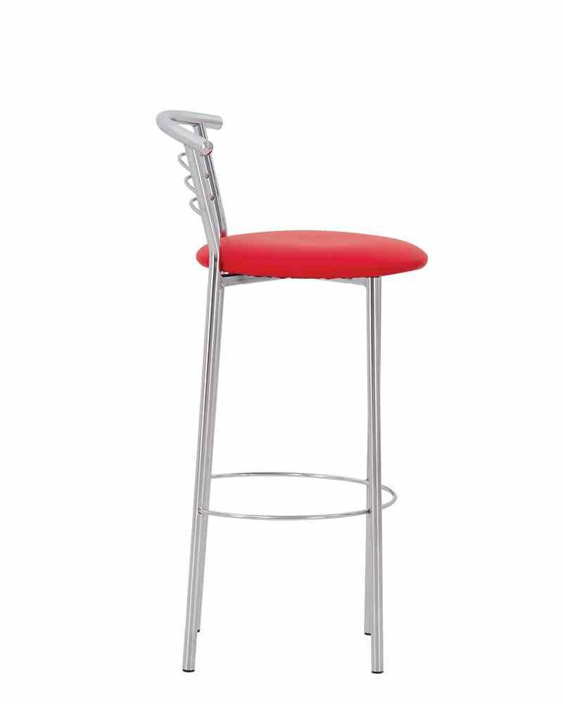 Барний стілець MARCO hoker chrome 1