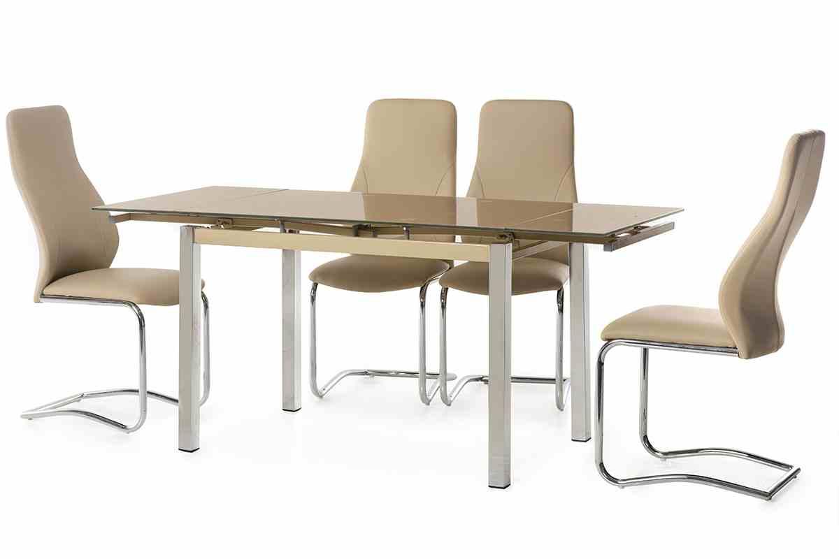 Обідній стіл T-231 кава мокко 1