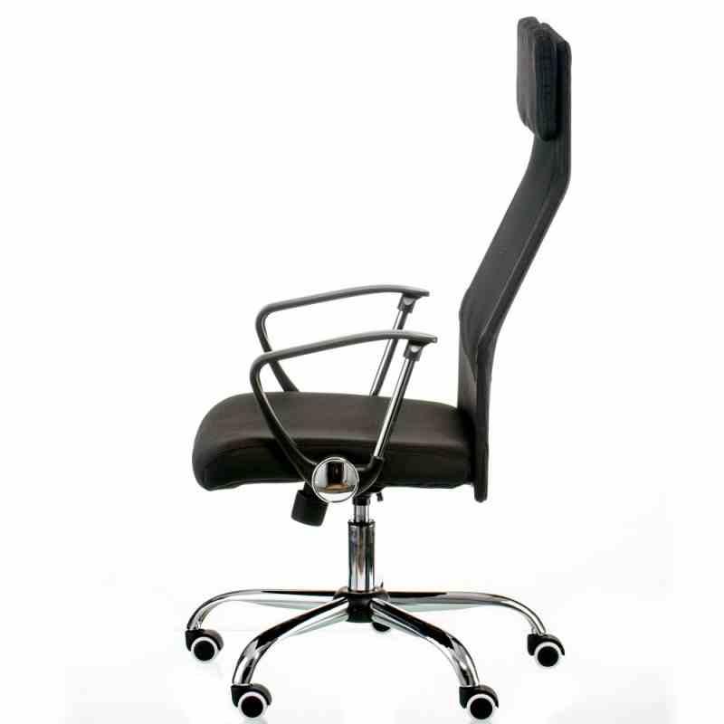 Крісло Silba black 0