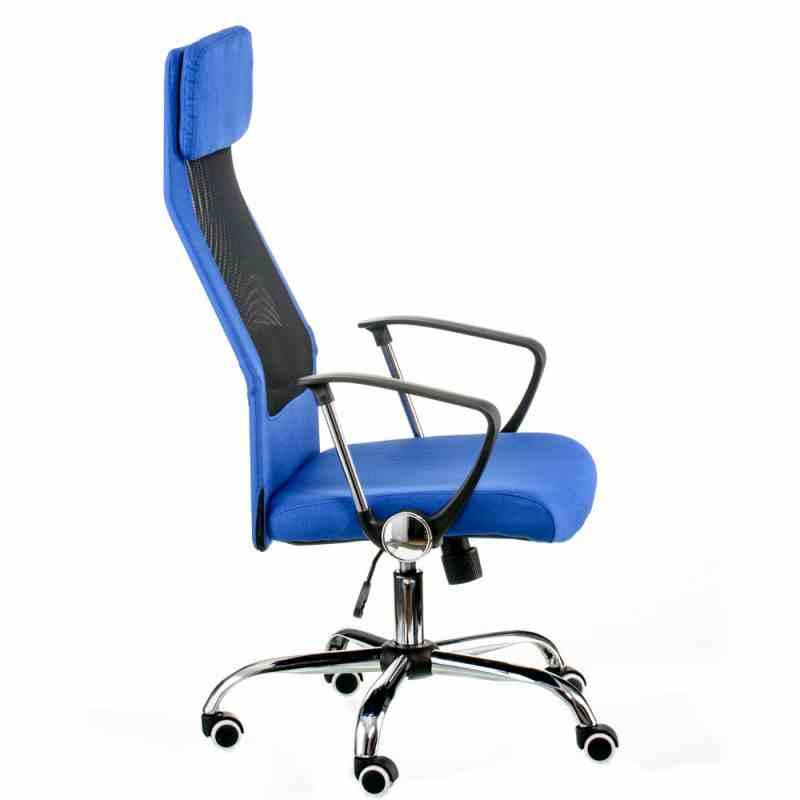 Крісло Silba blue 1