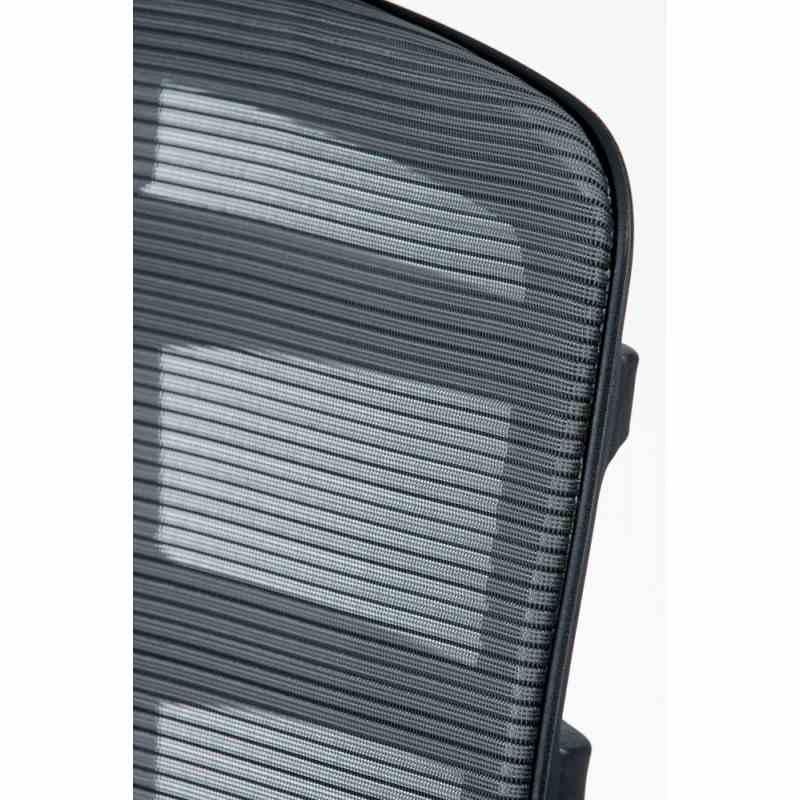 Крісло SPINELLY BLACK/METALLIC 11
