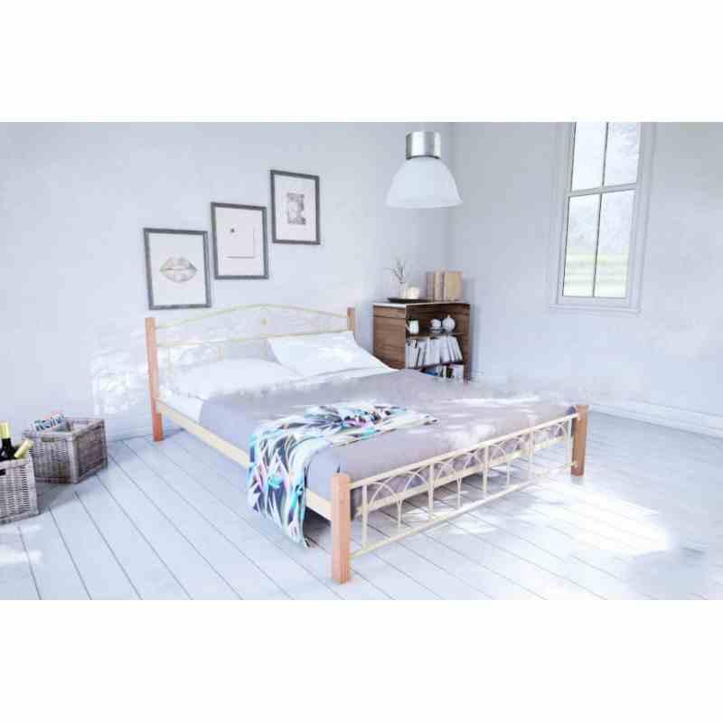 Двоспальне ліжко RUAN 1600x2000 beige 0