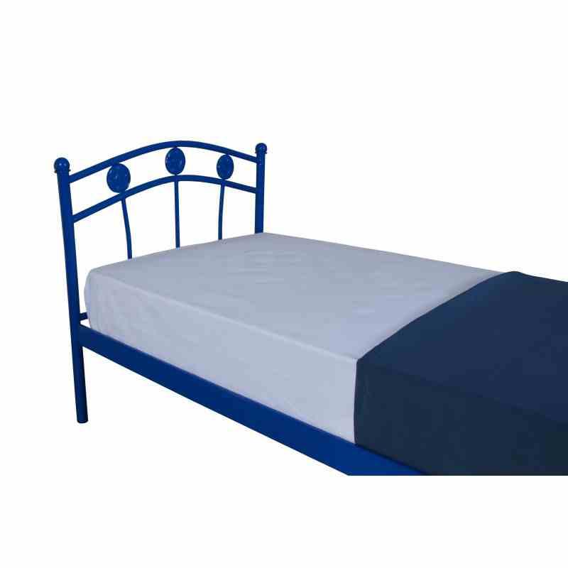 Дитяче односпальне ліжко Eagle SMART 900х2000 blue 0