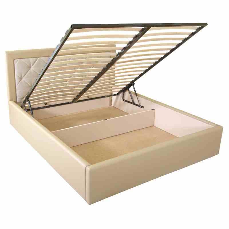Ліжко IRMA lift 1600x2000 beige 0
