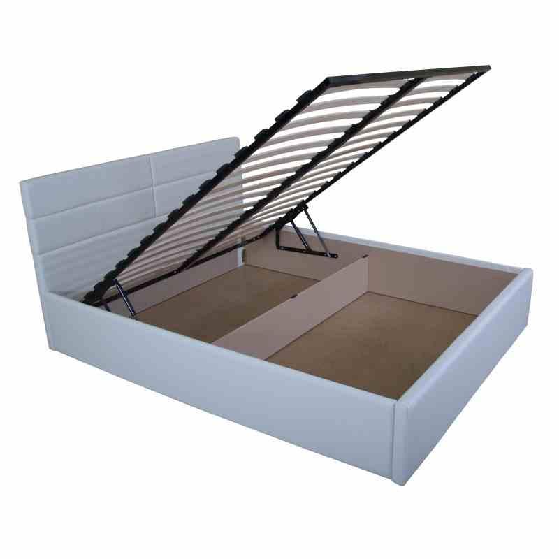 Ліжко LAGUNA lift 1600x2000 white 0